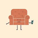 Couch Snack by Teo Zirinis