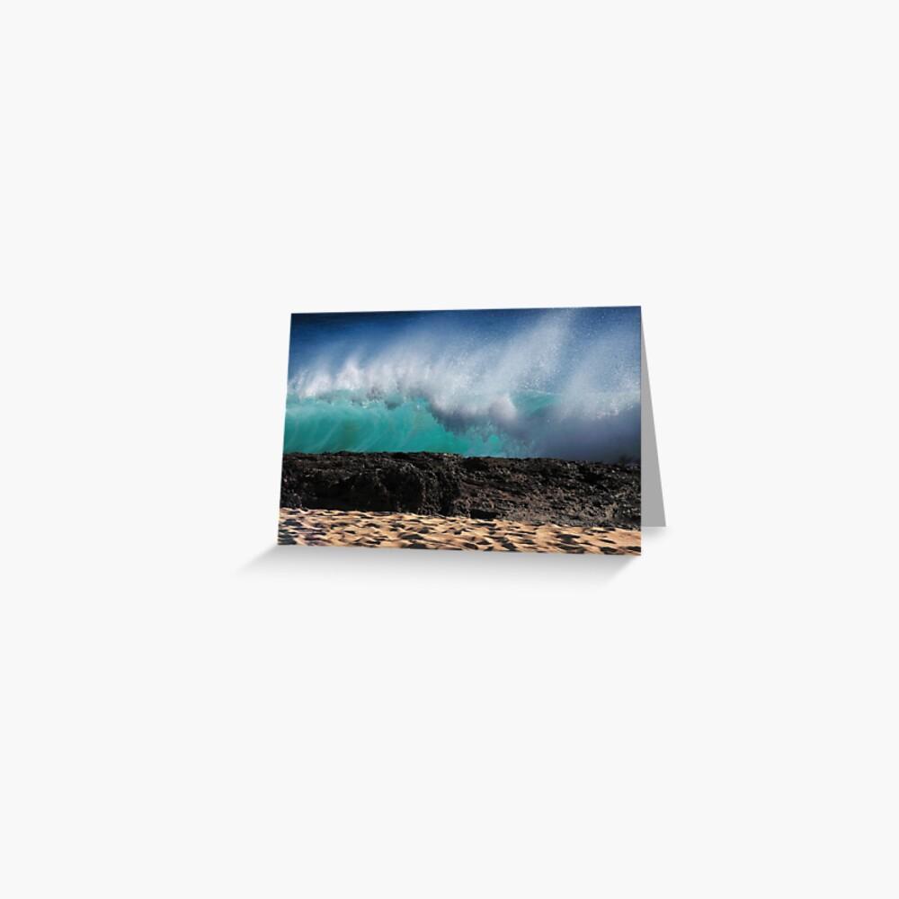 Artful Surf Tarjetas de felicitación
