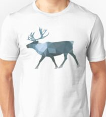 cool mountain caribou Unisex T-Shirt