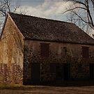 Barn otherwise untitled by Debra Fedchin