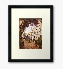 Marbella, Spain III Framed Print