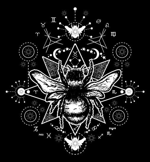 Okkulte Biene von intueri