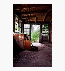 The Porch Photographic Print