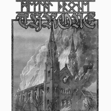 Metal Throne - Burning Church (Light) by theone1