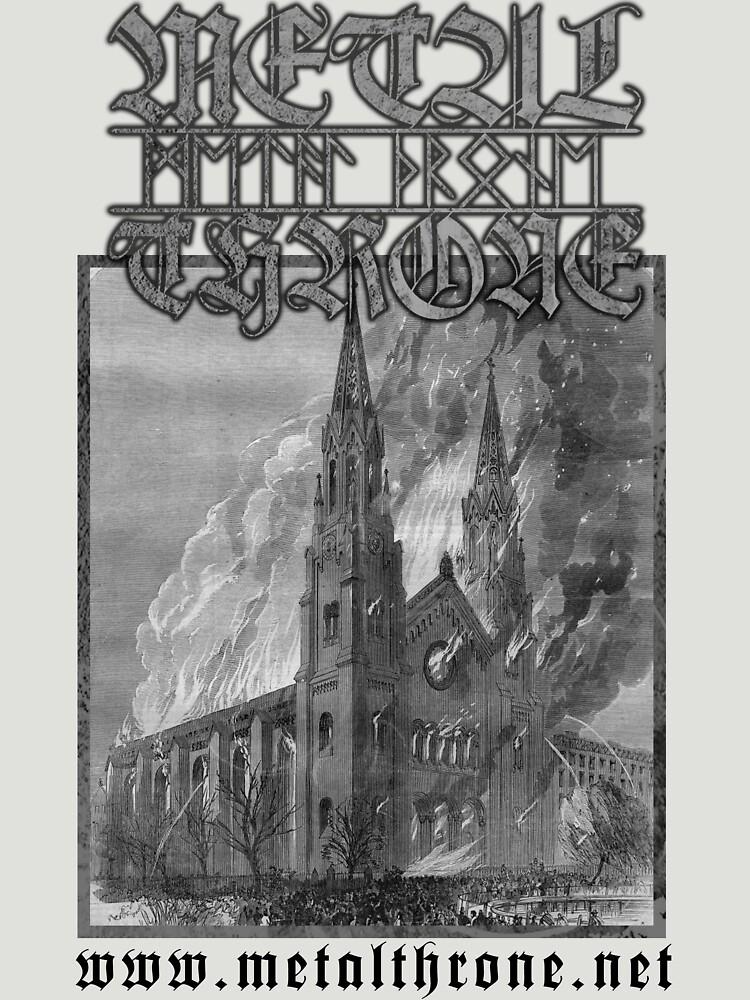 Metal Throne - Burning Church (Light) by theone1