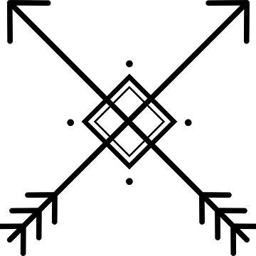 Cross Arrows by AppRise