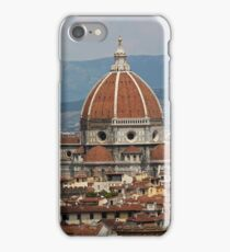 Red roofs of Florence iPhone Case/Skin