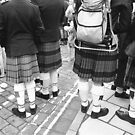 Kilts by Louise Green