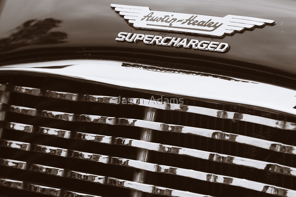 Supercharged by Jason Adams