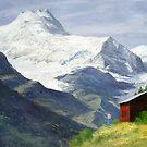 THE MOUNTAIN CABIN by PRIYADARSHI GAUTAM