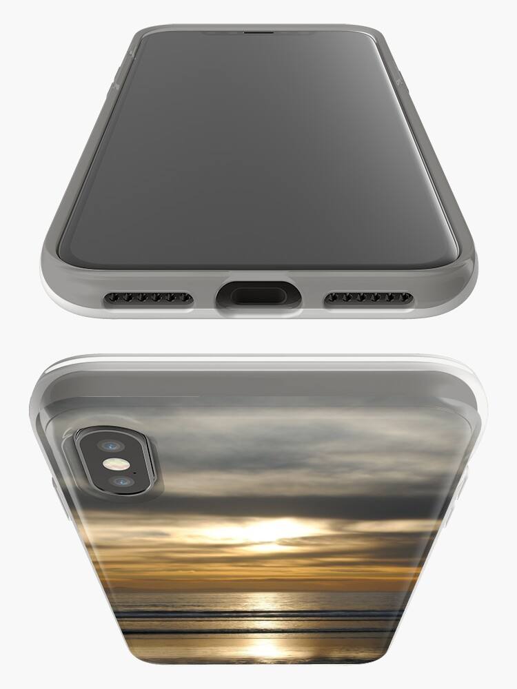 Alternate view of Dusky Set iPhone Case & Cover