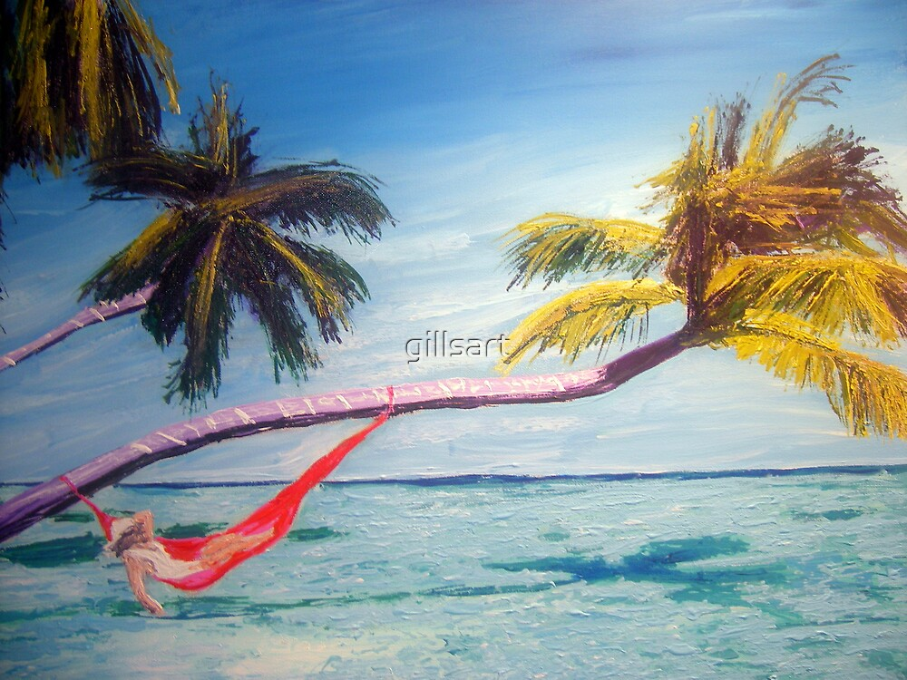 Whitsunday Dreamin by gillsart