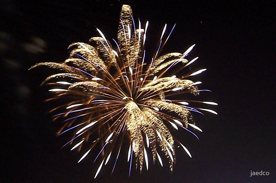 Fireworks #3 by jaedco