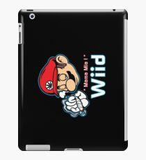 Mario - Mamma Mia Smoke Variant iPad Case/Skin