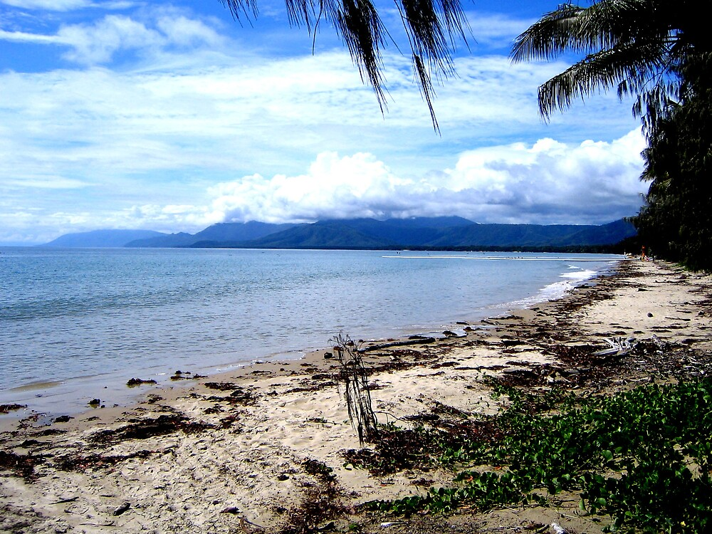 Coast Line Cairns by Rhapsody