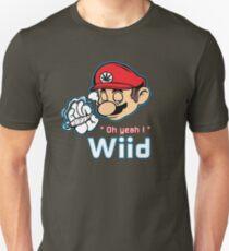 Mario - Oh Yeah ! Smoke Variant Unisex T-Shirt