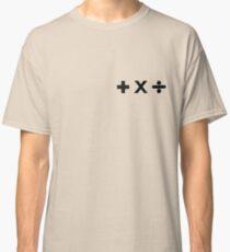 sheeran - divide + plus x multiply Classic T-Shirt