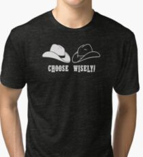 Chhse Wisely Tri-blend T-Shirt