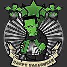 Happy Halloween by BigFatRobot
