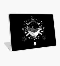 Occult whale Laptop Skin