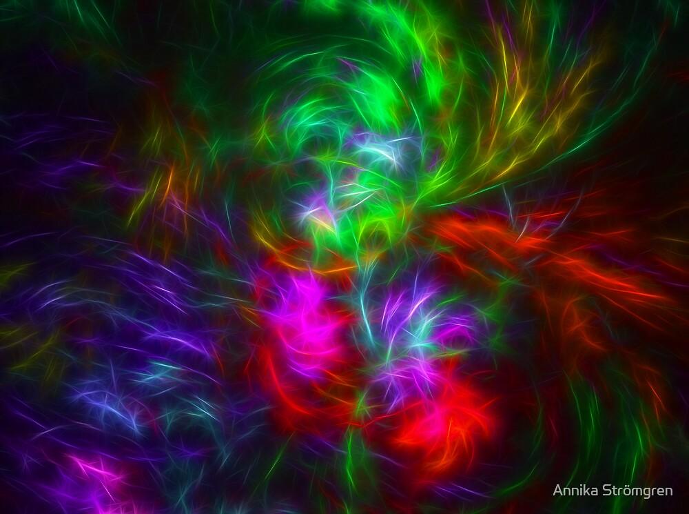 Colours by Annika Strömgren