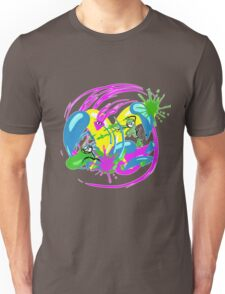 Splatoon Turf War Unisex T-Shirt