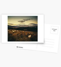 Wool Top Mountain Postcards