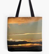 Scottish Skies Tote Bag