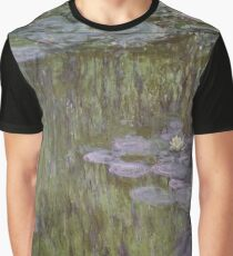 Claude Monet - Nympheas At Giverny Graphic T-Shirt
