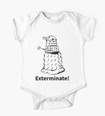 Exterminate! One Piece - Short Sleeve