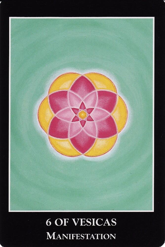 6 of Vesicas - Manifestation by Lisa Tenzin-Dolma