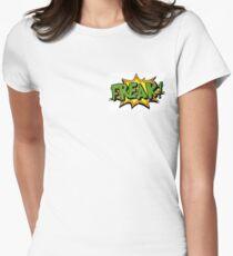 freak01 Women's Fitted T-Shirt