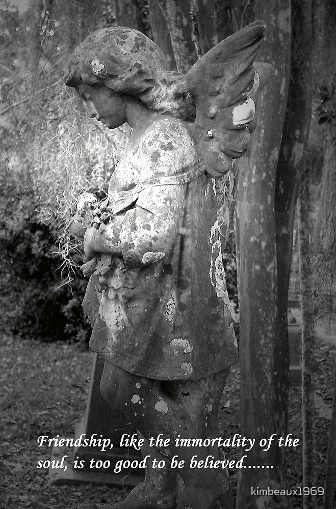 Cemetery Friend by kimbeaux1969