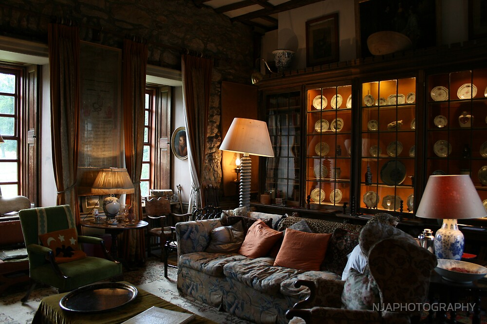 inside of chillingham castle by NJAPHOTOGRAPHY