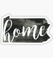 pennsylvania is home Sticker