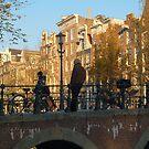 Amsterdam by Manuel Gonçalves