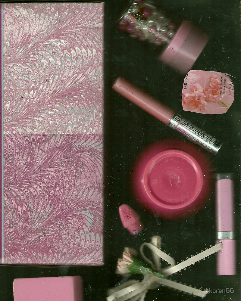 Pink Collage 2 by karen66