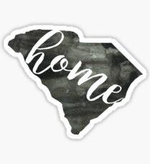 south carolina is home Sticker