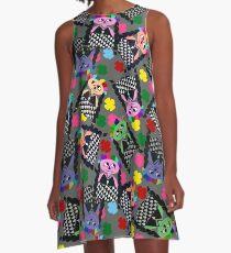 mex01 A-Line Dress