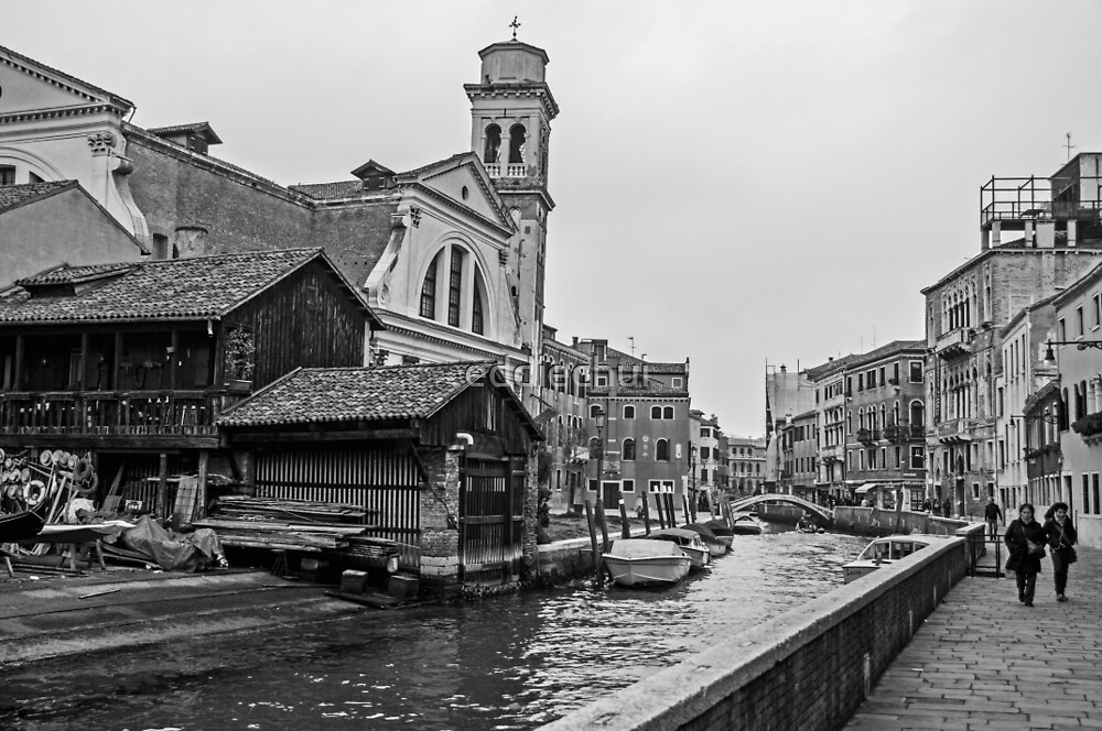 Boat Yard 2 by eddiechui