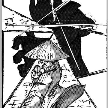 Samurai Fang page 3 by ojharper