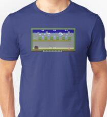 Atari 2600 Themed Pixel Level T-Shirt