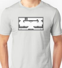 ZX81 Themed Pixel Level Unisex T-Shirt