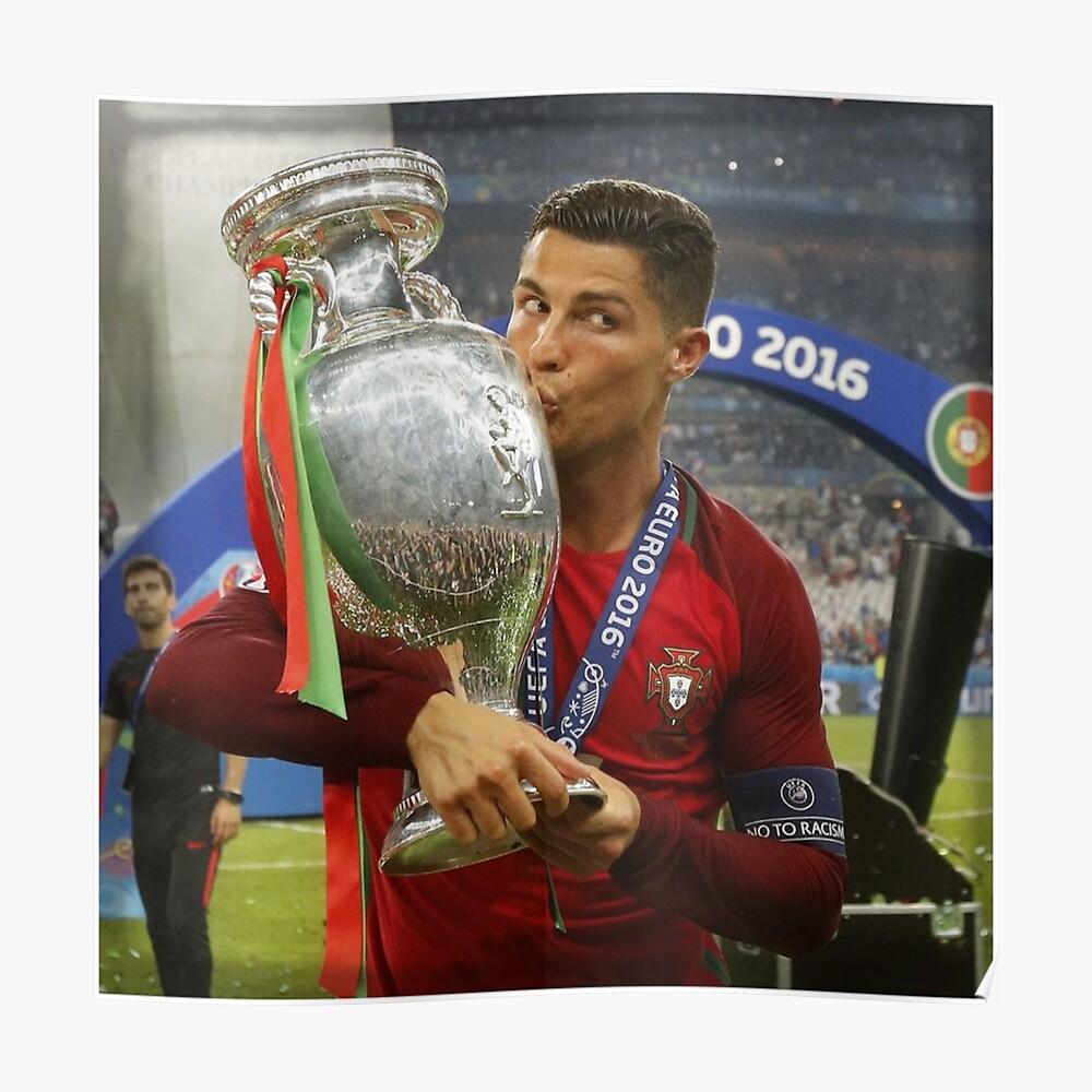 Cristiano Ronaldo Póster