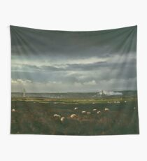 Industrial Country Wall Tapestry