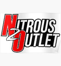 Nitrous Outlet Poster
