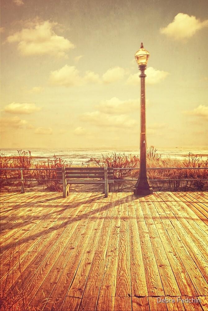 Jersey Shore Morning by Debra Fedchin