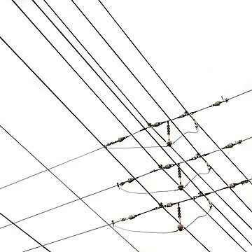 Wires by de3euk