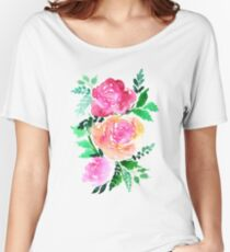 Flourishes Women's Relaxed Fit T-Shirt
