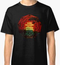 king gizzard and the lizard wizard 3 Classic T-Shirt